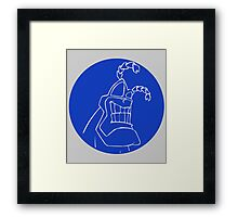 The Tick Framed Print