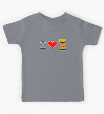 I Love Vegemite Kids Tee