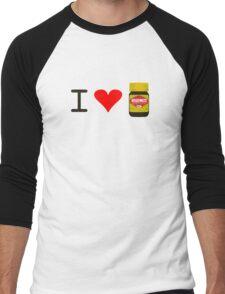 I Love Vegemite Men's Baseball ¾ T-Shirt
