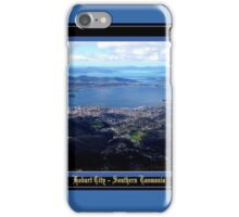 *HOBART-TASMANIA* iPhone Case/Skin