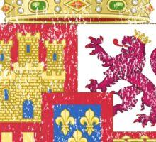 Spanish Coat of Arms Spain Symbol Sticker