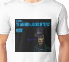 The Anonymous Gangbanger of the 21st century Unisex T-Shirt