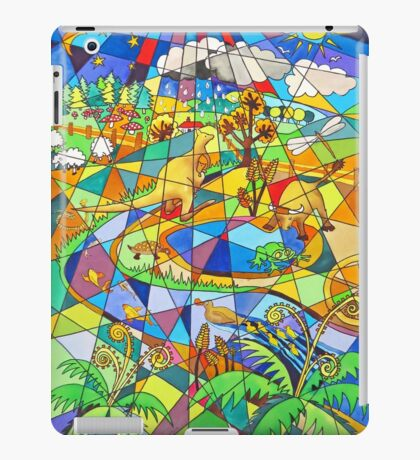 Rural Life iPad Case/Skin