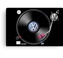 VW Tuning Canvas Print