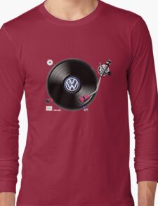 VW Tuning Long Sleeve T-Shirt