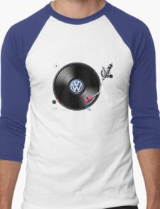 VW Tuning Men's Baseball ¾ T-Shirt