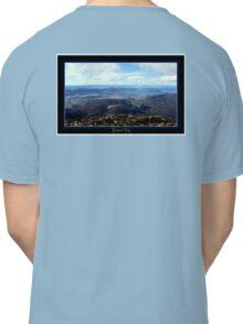 *Hobart City - Mt Wellington Vista* Classic T-Shirt