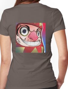 Daruma Trip Womens Fitted T-Shirt