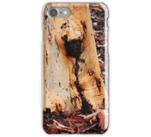 Scattered Bark iPhone Case/Skin