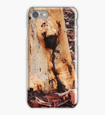 Scattered Bark iPhone Case/Skin