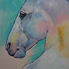 Lipizzan Stallion by Michael Creese