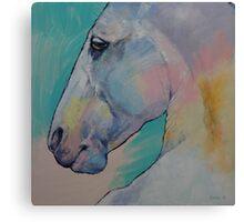Lipizzan Stallion Canvas Print