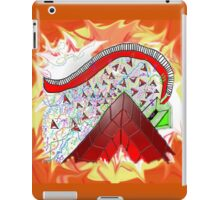 Humanity Rounding the CORNER toward the FINAL Solution to Global Warming iPad Case/Skin