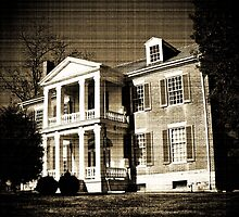 Carnton Plantation- Franklin, Tn. by FoxFire Images