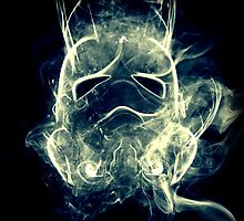 Smoke Stormtrooper helmet - Colour by kschruder