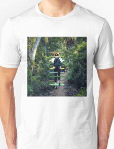 Travellers Eyes II Unisex T-Shirt