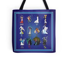 The Zodiaque Series Tote Bag