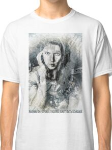 Layers of My Mind Classic T-Shirt