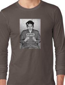Rosa Parks equal Long Sleeve T-Shirt