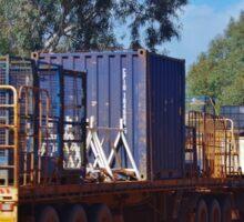 Australian Road Train Sticker