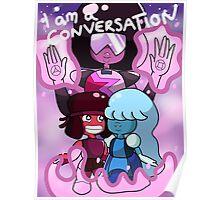 I am a Conversation Poster