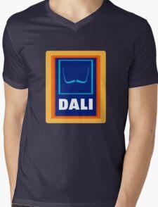 Dali  Mens V-Neck T-Shirt