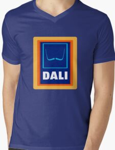Dali  Mens V-Neck T-Shirt