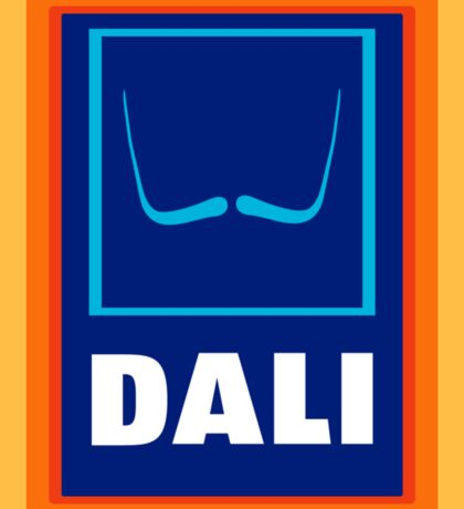 Dali  Sticker