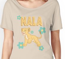 Nala - The Lion King Women's Relaxed Fit T-Shirt