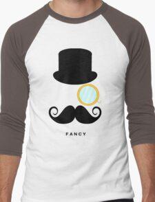 I'm So Fancy Men's Baseball ¾ T-Shirt