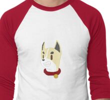pixel mutt Men's Baseball ¾ T-Shirt