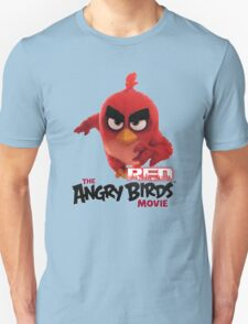 Angry Bird Red Unisex T-Shirt