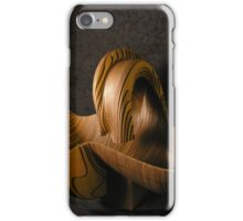 The Lifeboat and The Storm - 2 iPhone Case/Skin