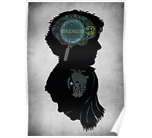 Mind and Heart Poster