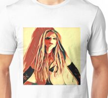Portraits of Mary by Pierre Blanchard Unisex T-Shirt