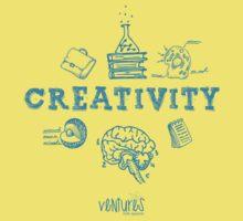 Back 2 School Creativity Kids Tee