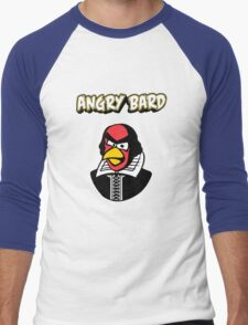 Angry Bard Men's Baseball ¾ T-Shirt