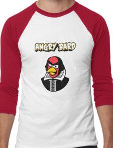Angry Bard Men's Baseball ¾ T-Shirt
