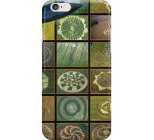 Crop circles iPhone Case/Skin