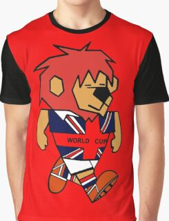 World Cup Willie Graphic T-Shirt