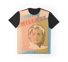 US Senator Hillary Rodham Clinton Graphic T-Shirt