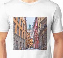 Lost in Gamla Stan Unisex T-Shirt