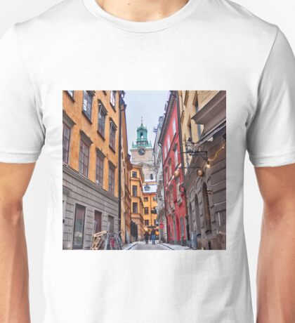 Lost in Gamla Stan T-Shirt