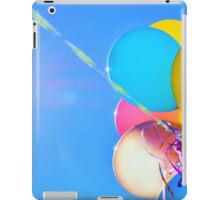 Party balloons iPad Case/Skin