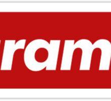 Harambe Sticker