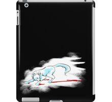 Blood Wolf - Black iPad Case/Skin