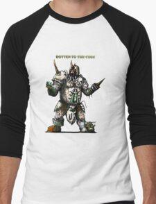 Happy Death Guard Men's Baseball ¾ T-Shirt