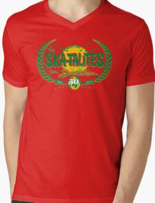 THE SKATALITES FROM JAMAICA : ANV 50th  Mens V-Neck T-Shirt