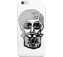 The Bearded Man iPhone Case/Skin