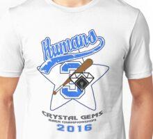 Humans Baseball Jersey - Steven Universe Unisex T-Shirt